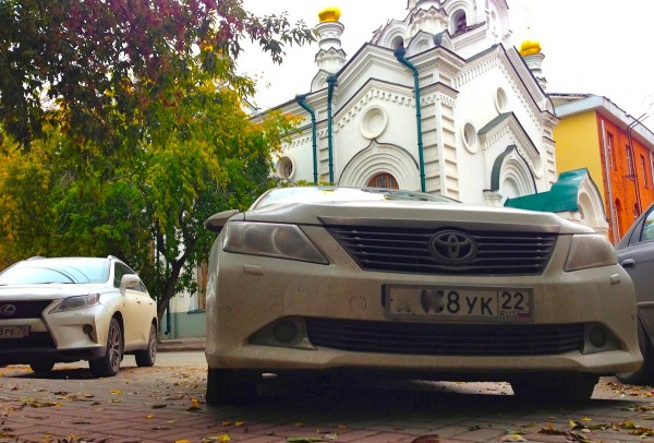 13c Toyota Camry Lexus RX