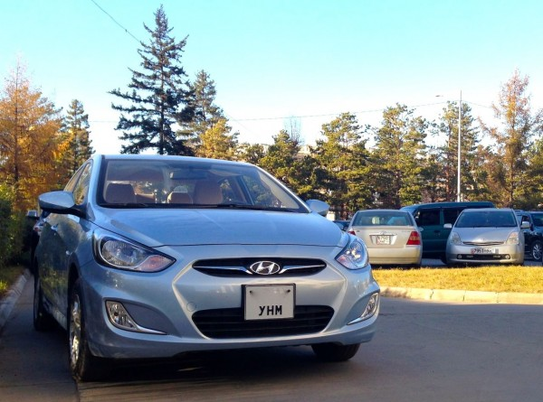 14 Hyundai Accent