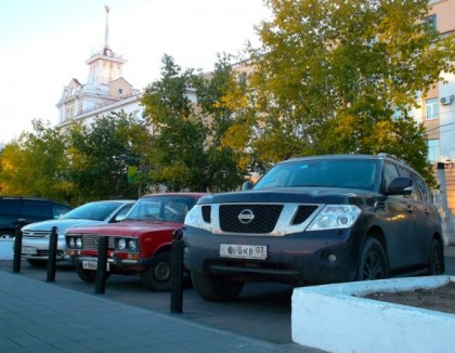 14 Nissan Patrol
