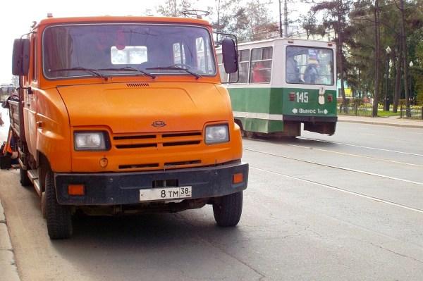 14 Truck