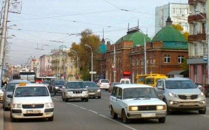15 Irkutsk traffic