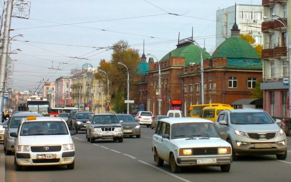 15 Irkutsk traffic