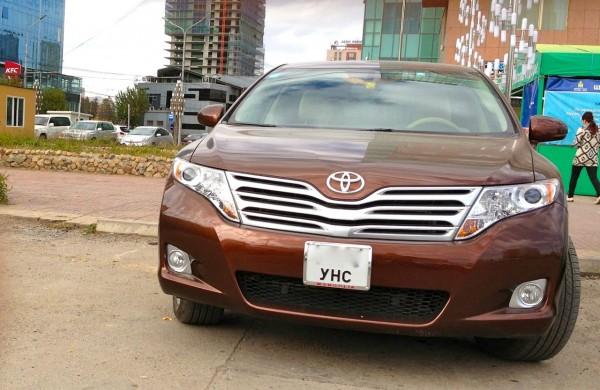 16 Toyota Venza