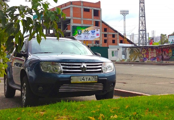 18 Renault Duster