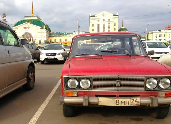 2 Lada Zhiguli