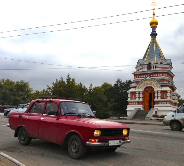 24 Moskvitch