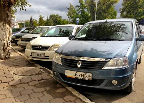 3 Renault Logan Toyota Corolla Platz Jp import
