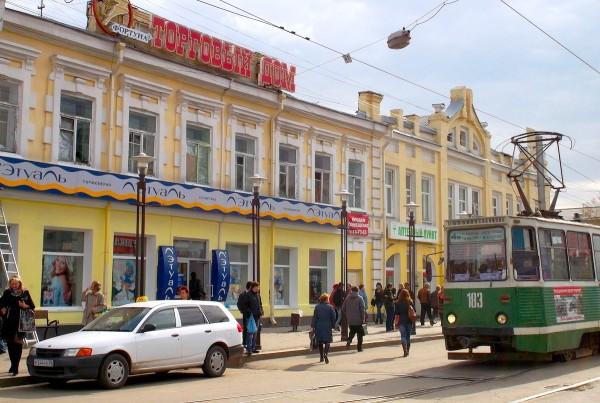 35 Irkutsk traffic