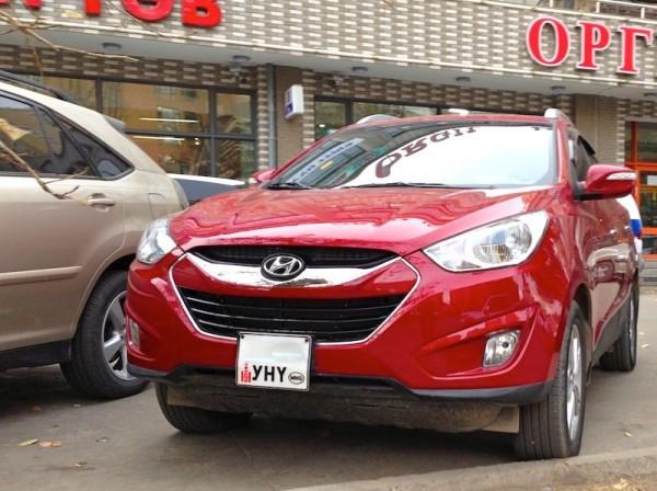 4 Hyundai Tucson