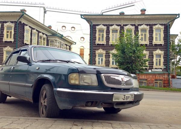 6c GAZ Volga