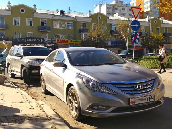 7 Hyundai Sonata