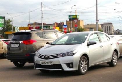 9 Toyota Corolla