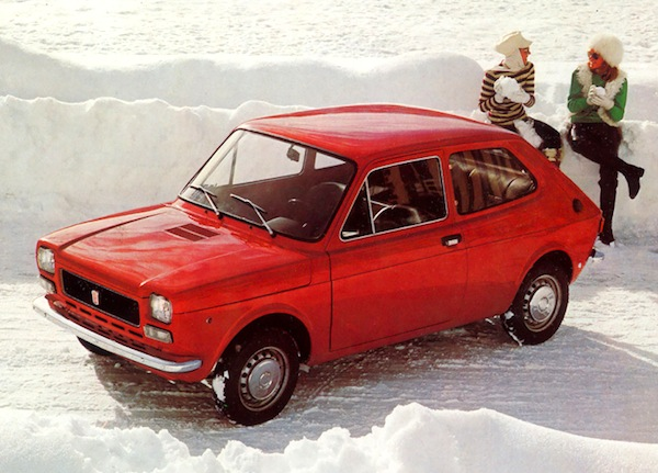 Fiat 127 Europe 1977