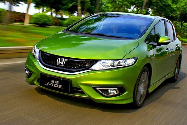 Honda Jade China September 2013