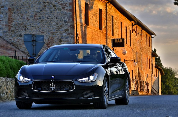 Maserati Ghibli France September 2013
