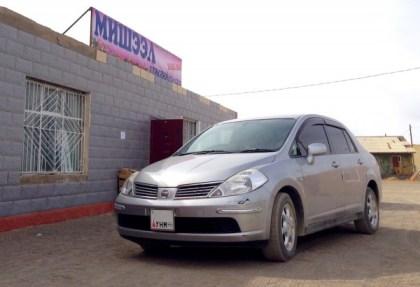 Nissan Tiida Bayandalai
