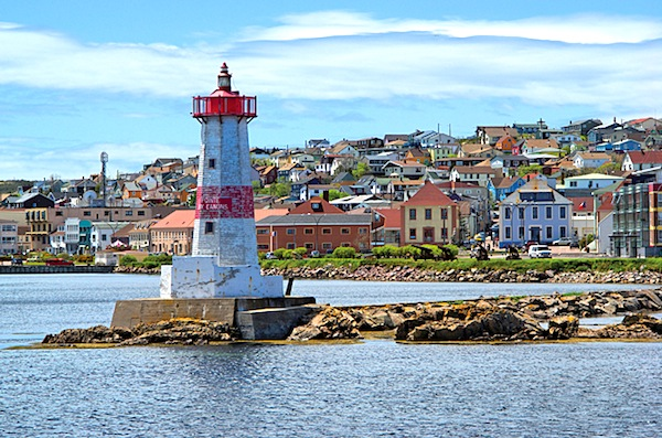 St Pierre and Miquelon. Picture courtesy of bjtonline.com