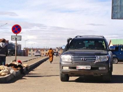 Toyota Land Cruiser Mandalgovi
