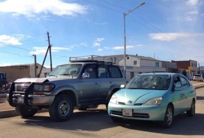 Toyota Prius Mandalgovi