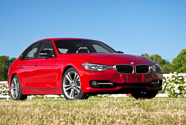 BMW 3 Series Mexico October 2013. Picture courtesy of motortrend.com