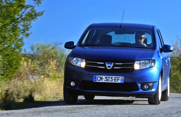 morocco full year 2013 dacia logan dokker and sandero in top 4 best selling cars blog. Black Bedroom Furniture Sets. Home Design Ideas