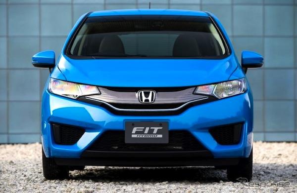 Honda Fit World October 2013