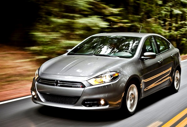 Dodge Dart Canada January 2014. Picture courtesy of motortrend.com