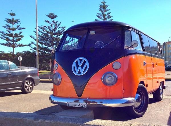 VW Combi Sydney December 2013
