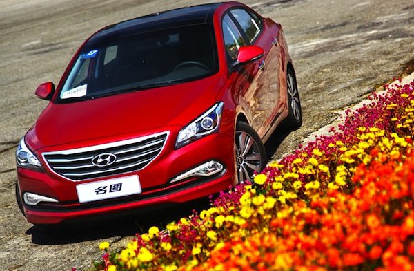 Hyundai Mistra China 2014. Picture courtesy of auto.sohu.com