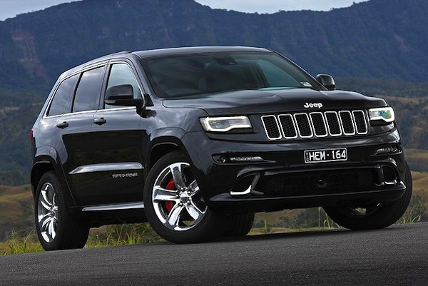 australia q4 2013 jeep grand cherokee shines best. Black Bedroom Furniture Sets. Home Design Ideas