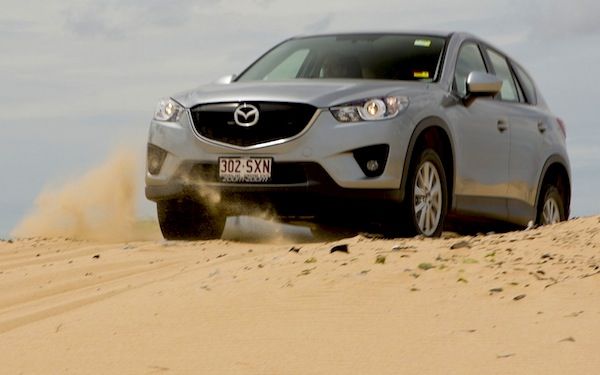 Mazda CX-5 Australia 2013. Picture courtesy of caradvice.com.au