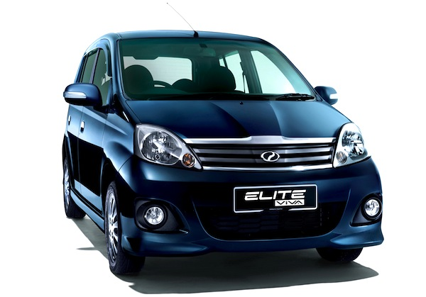 Malaysia Full Year 2013: Perodua tops, Nissan & Honda jump