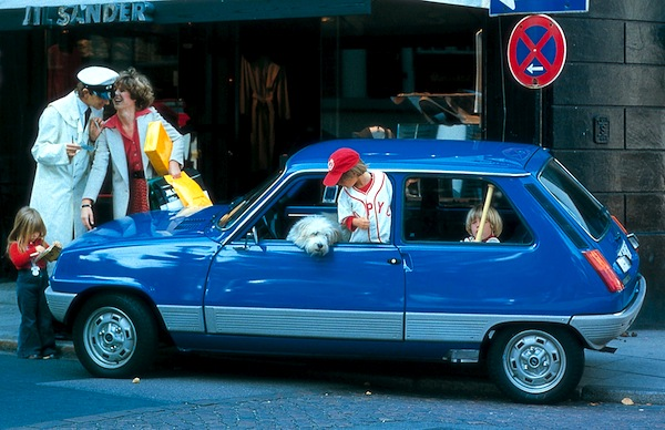Renault 5 Italy 1976