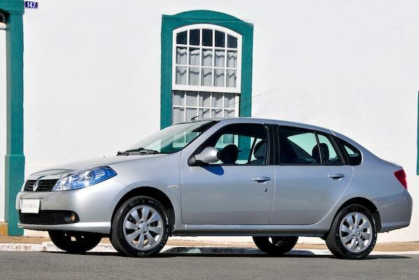 Renault Symbol Algeria 2008