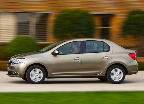 Renault Symbol Tunisia 2013