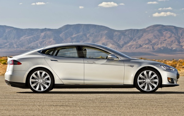 Tesla Model S Norway 2013. Picture courtesy of motortrend.com