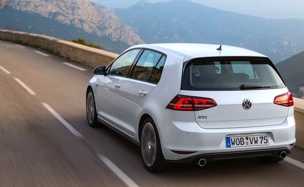 VW Golf Italy 2013. Picture courtesy of roadandtrack.com