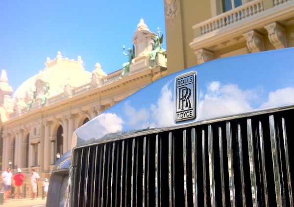 Rolls Royce Phantom Monaco 2013. Picture courtesy of rickphotography1995