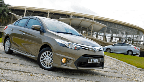 Toyota Vios Thailand 2013