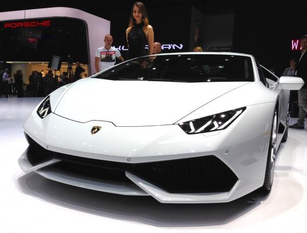 Lamborghini Huracan 2 Geneva 2014