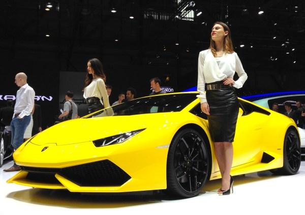 Lamborghini Huracan 3 Geneva 2014