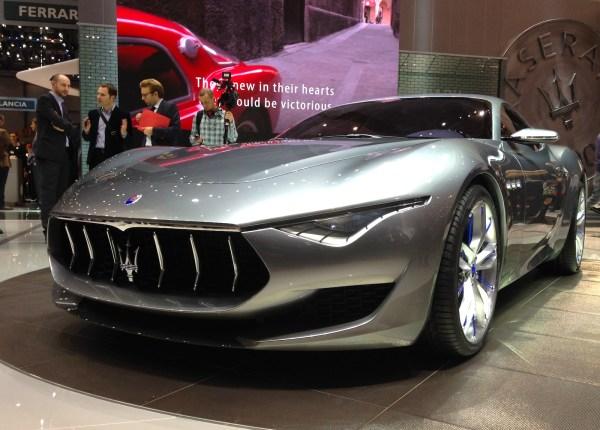 Maserati Alfieri 2 Geneva 2014
