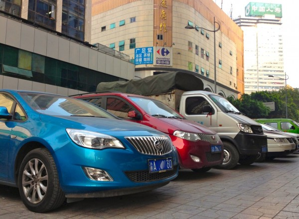 20. Buick Excelle XT
