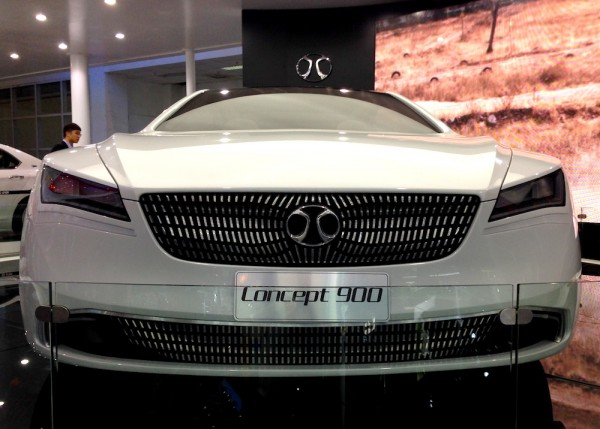 BAIC Concept 900