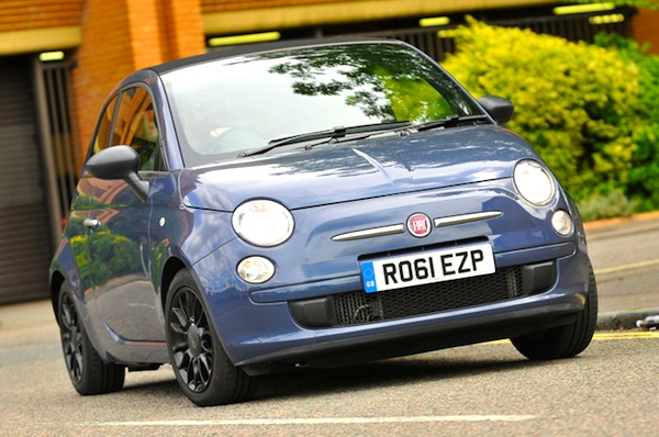 Fiat 500 Europe March 2014. Picture courtesy of whatcar.co.uk