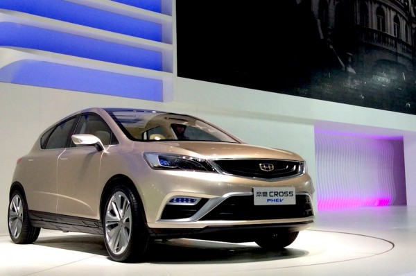 Geely Emgrand Cross Concept