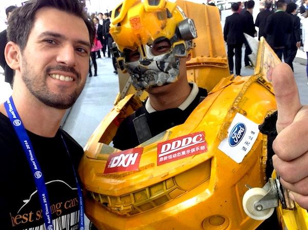Matt Bumblebee