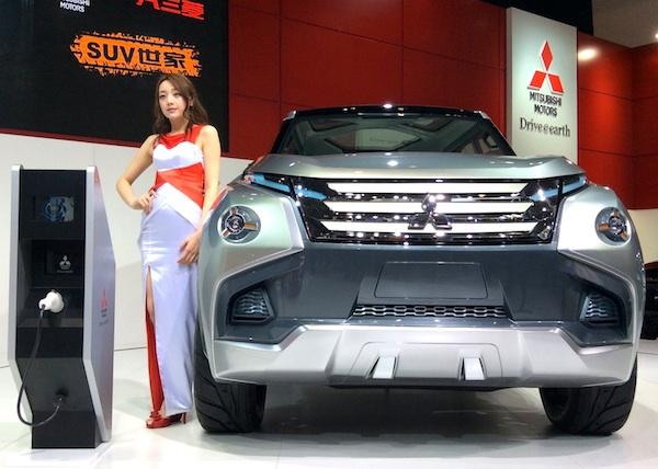 Mitsubishi embarrassment Beijing 2014 v2