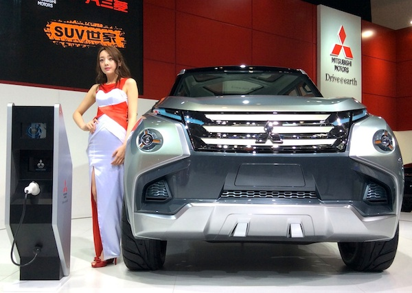 Mitsubishi embarrassment Beijing 2014 v2