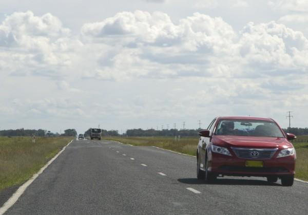 Toyota Camry Australia April 2014